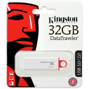Накопитель Flash  32 Гб Kingston DataTraveler G4 DTIG4/32GB (USB3.0)